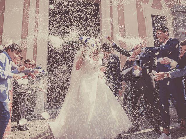 Il matrimonio di Daniel e Chiara a Cressa, Novara 3