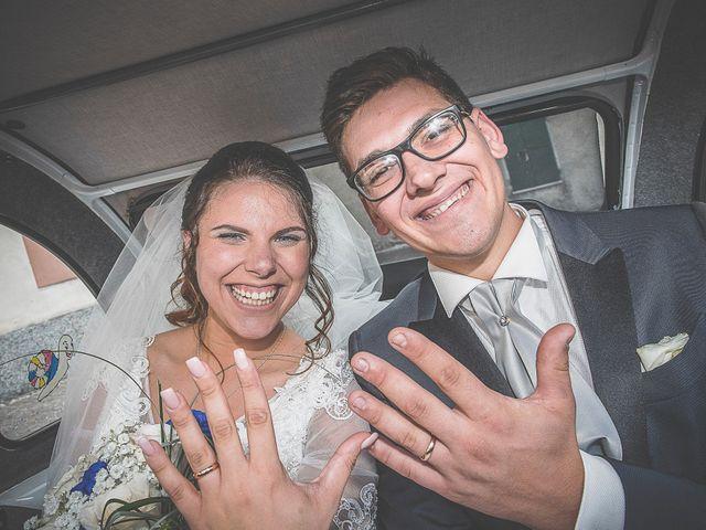 Il matrimonio di Daniel e Chiara a Cressa, Novara 4