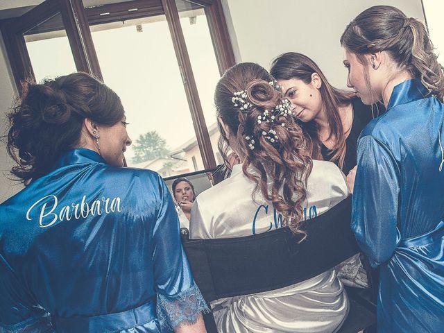 Il matrimonio di Daniel e Chiara a Cressa, Novara 7