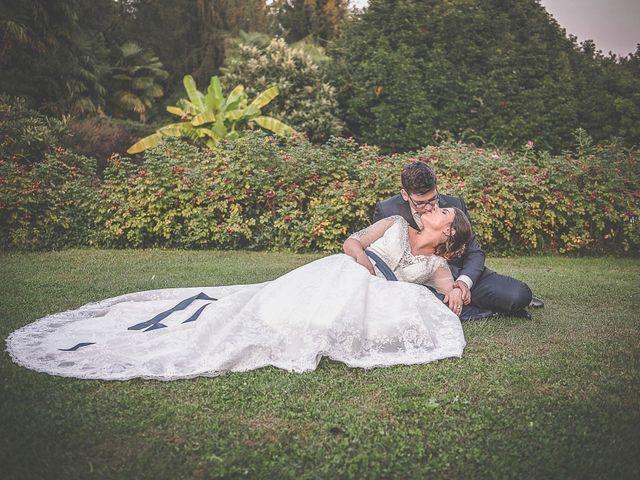 Il matrimonio di Daniel e Chiara a Cressa, Novara 8