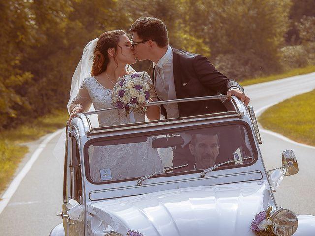 Il matrimonio di Daniel e Chiara a Cressa, Novara 1