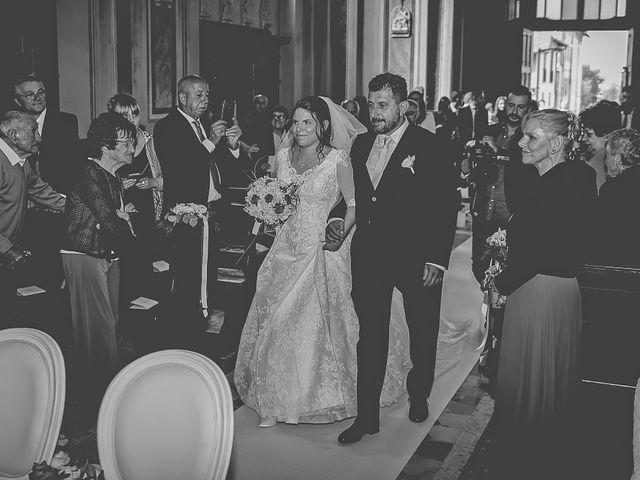 Il matrimonio di Daniel e Chiara a Cressa, Novara 11
