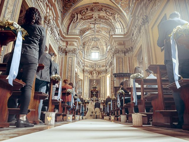 Il matrimonio di Daniel e Chiara a Cressa, Novara 13