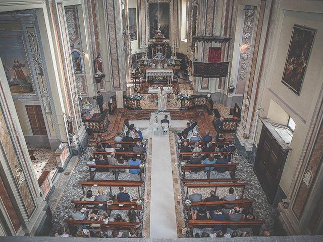 Il matrimonio di Daniel e Chiara a Cressa, Novara 15