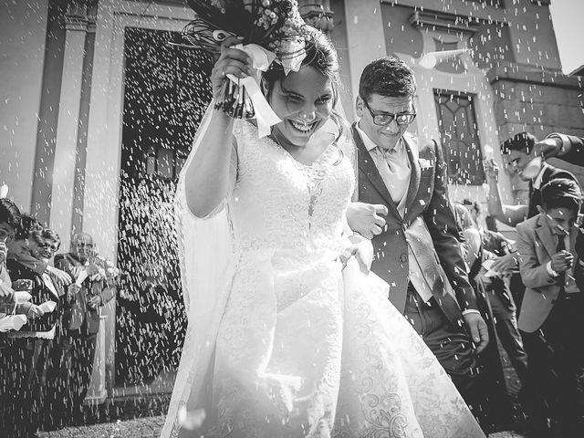 Il matrimonio di Daniel e Chiara a Cressa, Novara 16