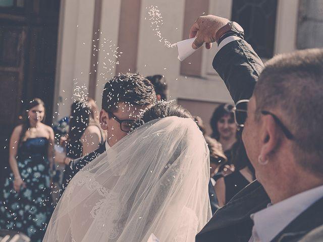 Il matrimonio di Daniel e Chiara a Cressa, Novara 18