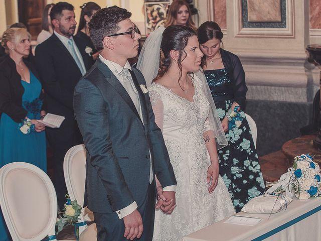 Il matrimonio di Daniel e Chiara a Cressa, Novara 31