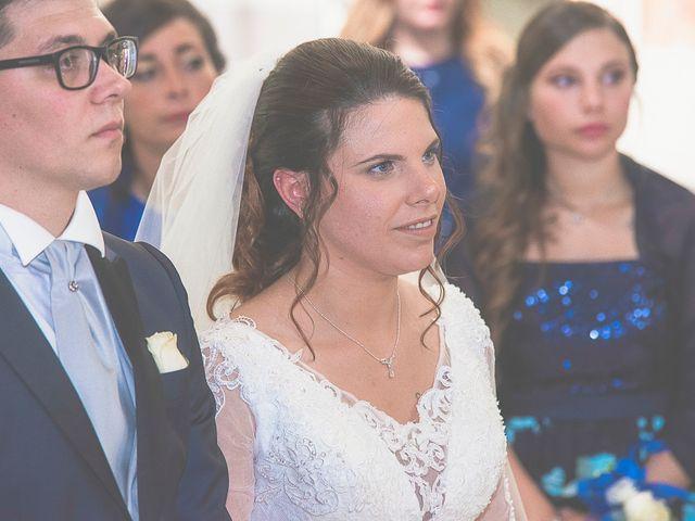 Il matrimonio di Daniel e Chiara a Cressa, Novara 32
