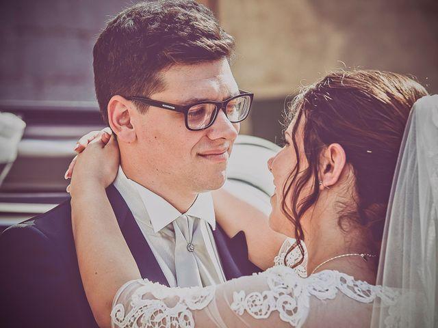 Il matrimonio di Daniel e Chiara a Cressa, Novara 34