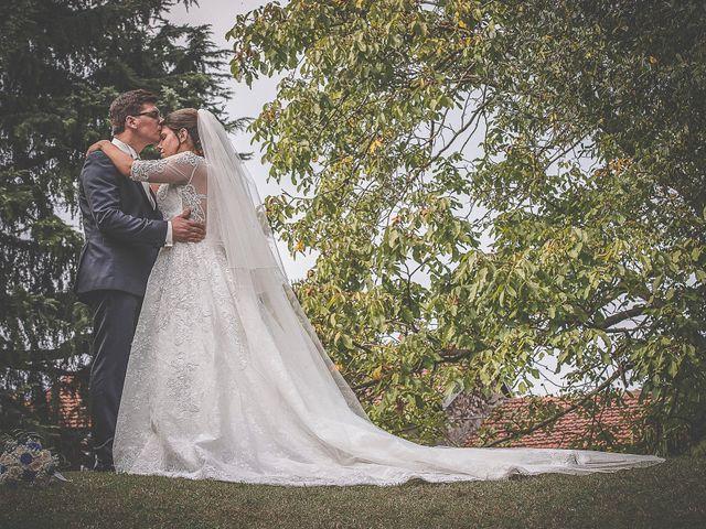 Il matrimonio di Daniel e Chiara a Cressa, Novara 43