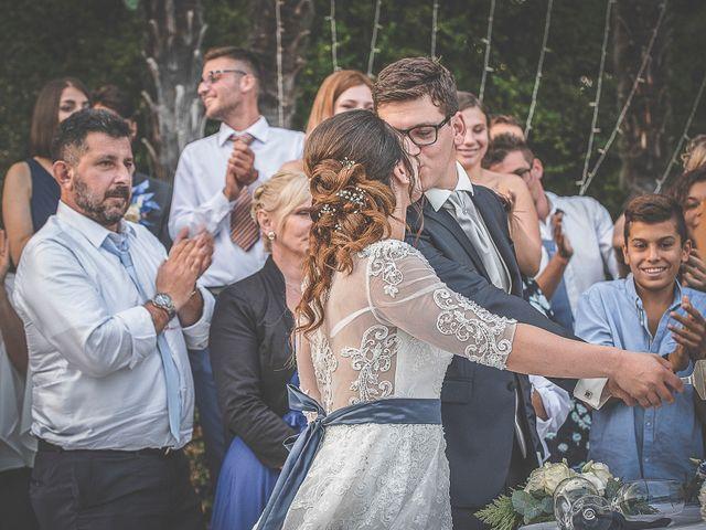 Il matrimonio di Daniel e Chiara a Cressa, Novara 48
