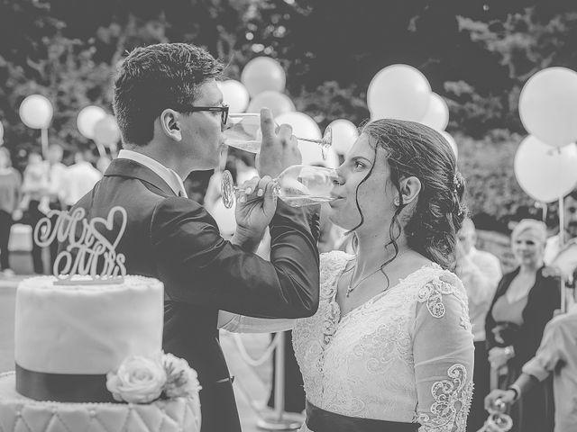 Il matrimonio di Daniel e Chiara a Cressa, Novara 49