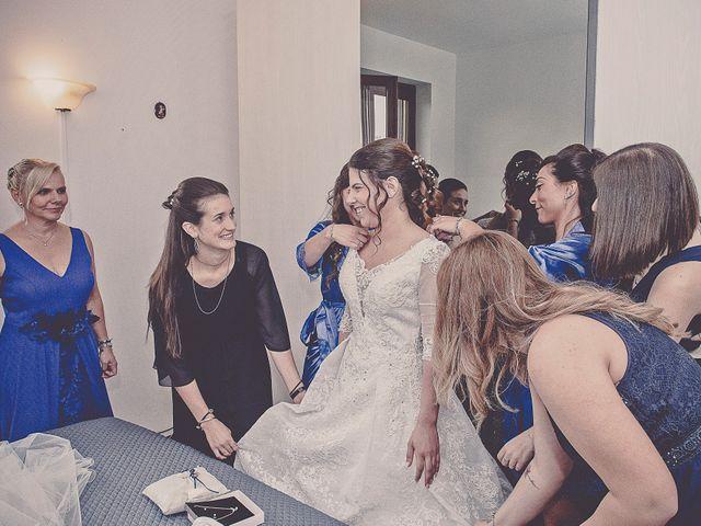 Il matrimonio di Daniel e Chiara a Cressa, Novara 60