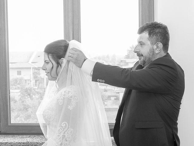 Il matrimonio di Daniel e Chiara a Cressa, Novara 65