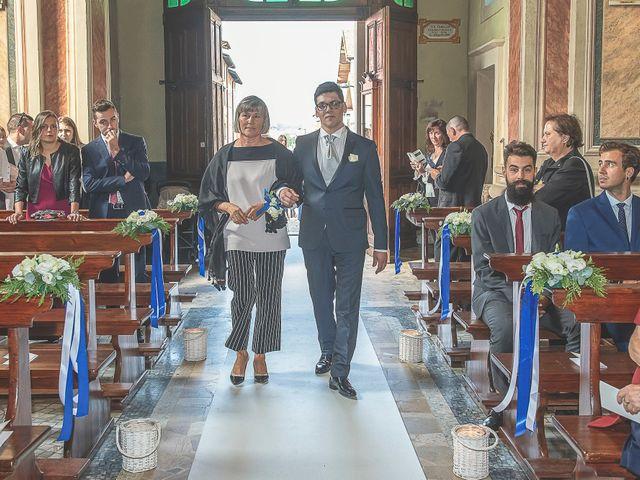 Il matrimonio di Daniel e Chiara a Cressa, Novara 70