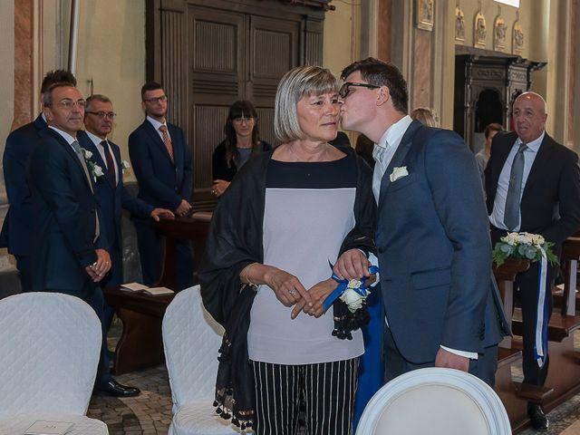 Il matrimonio di Daniel e Chiara a Cressa, Novara 71