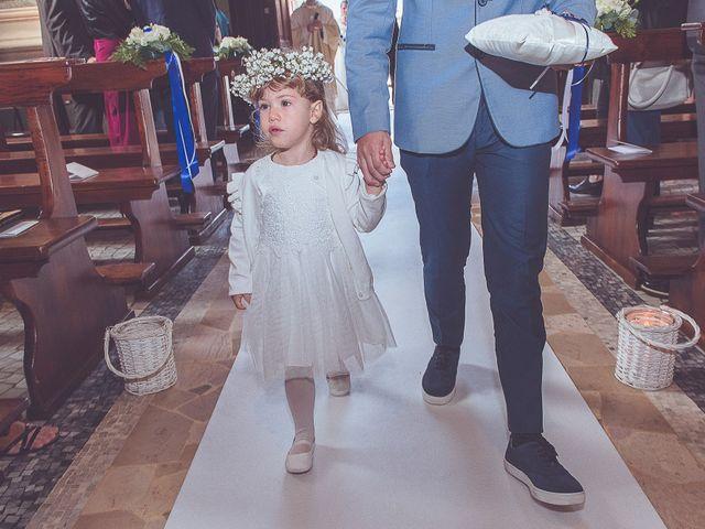 Il matrimonio di Daniel e Chiara a Cressa, Novara 73