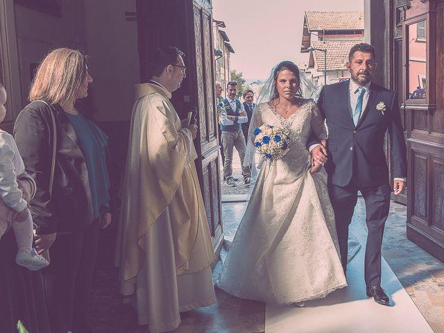 Il matrimonio di Daniel e Chiara a Cressa, Novara 74