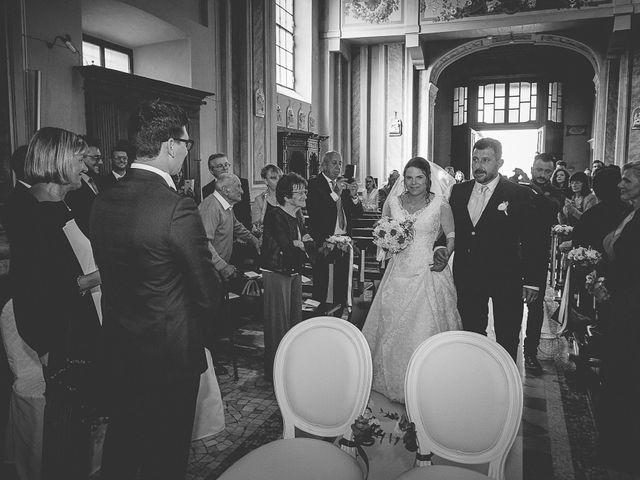 Il matrimonio di Daniel e Chiara a Cressa, Novara 75
