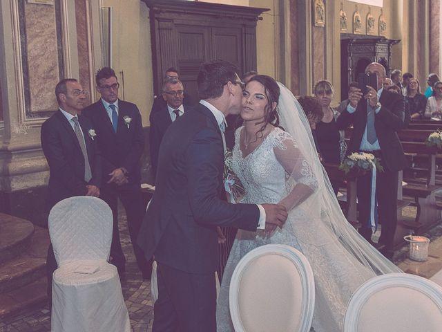 Il matrimonio di Daniel e Chiara a Cressa, Novara 76
