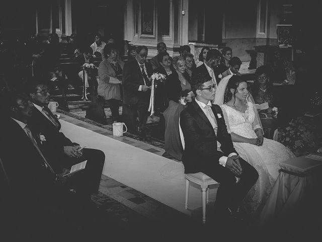 Il matrimonio di Daniel e Chiara a Cressa, Novara 77