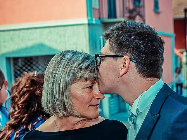Il matrimonio di Daniel e Chiara a Cressa, Novara 81