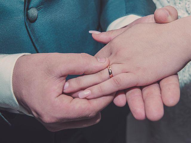 Il matrimonio di Daniel e Chiara a Cressa, Novara 91