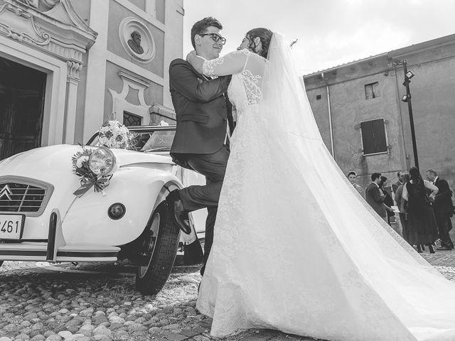 Il matrimonio di Daniel e Chiara a Cressa, Novara 92