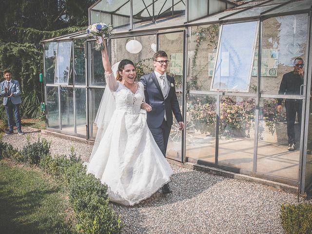 Il matrimonio di Daniel e Chiara a Cressa, Novara 94