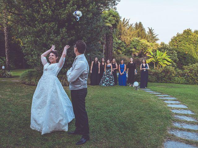 Il matrimonio di Daniel e Chiara a Cressa, Novara 99