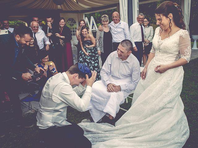 Il matrimonio di Daniel e Chiara a Cressa, Novara 102