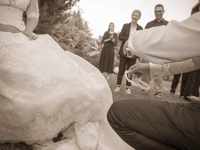 Il matrimonio di Daniel e Chiara a Cressa, Novara 104