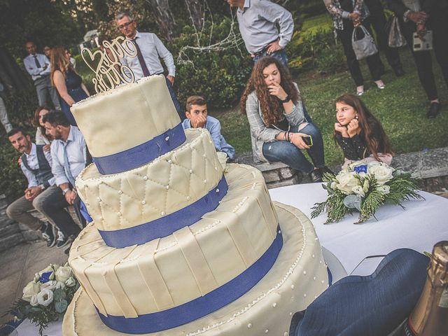 Il matrimonio di Daniel e Chiara a Cressa, Novara 107