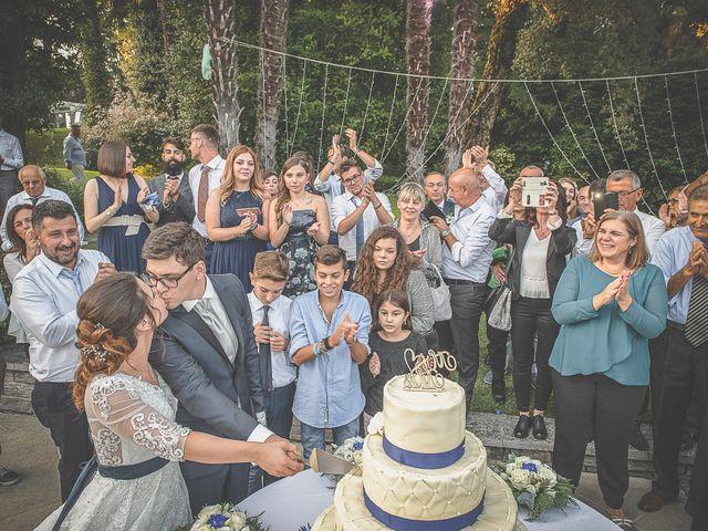 Il matrimonio di Daniel e Chiara a Cressa, Novara 108
