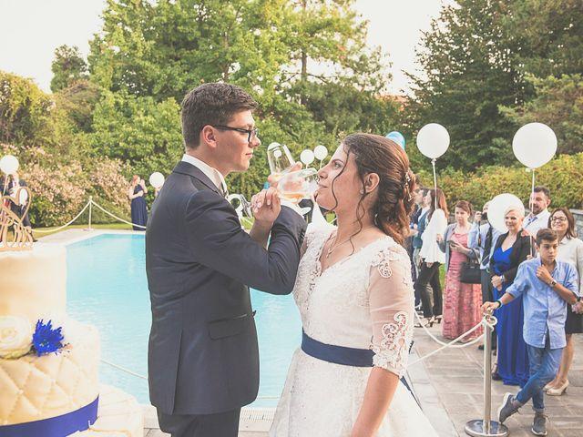 Il matrimonio di Daniel e Chiara a Cressa, Novara 111