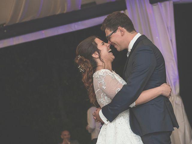 Il matrimonio di Daniel e Chiara a Cressa, Novara 115