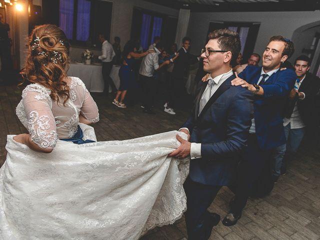 Il matrimonio di Daniel e Chiara a Cressa, Novara 122