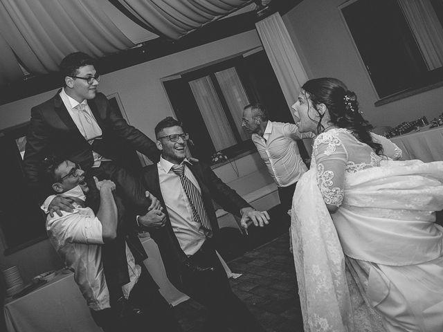Il matrimonio di Daniel e Chiara a Cressa, Novara 124
