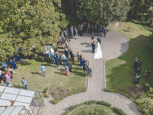 Il matrimonio di Daniel e Chiara a Cressa, Novara 131