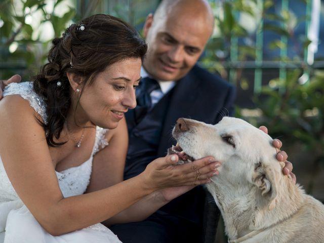 Il matrimonio di Gianluca e Mara a Lanciano, Chieti 4