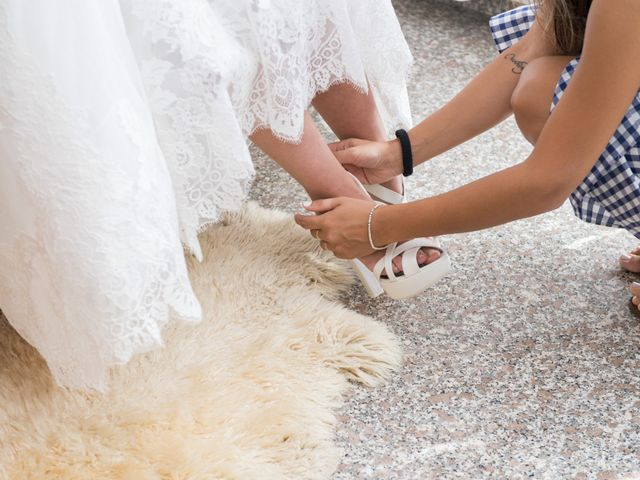 Il matrimonio di Gianluca e Mara a Lanciano, Chieti 11