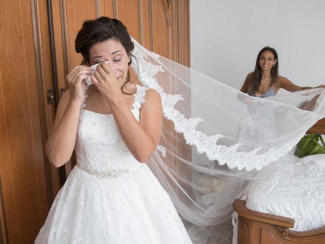 Il matrimonio di Gianluca e Mara a Lanciano, Chieti 17