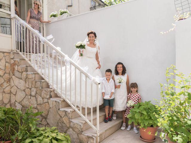 Il matrimonio di Gianluca e Mara a Lanciano, Chieti 18