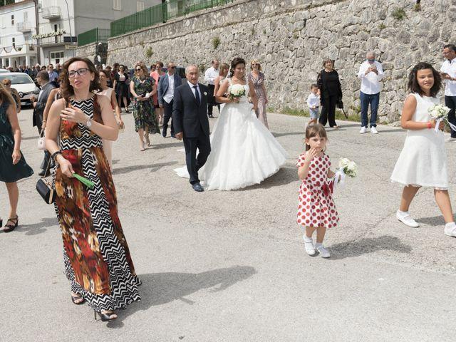 Il matrimonio di Gianluca e Mara a Lanciano, Chieti 20