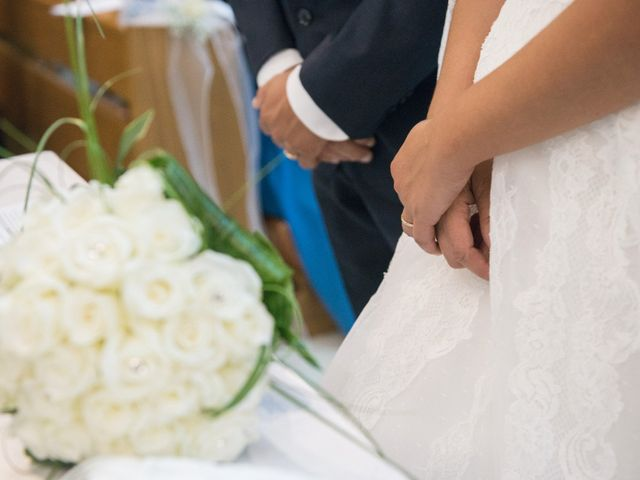 Il matrimonio di Gianluca e Mara a Lanciano, Chieti 24