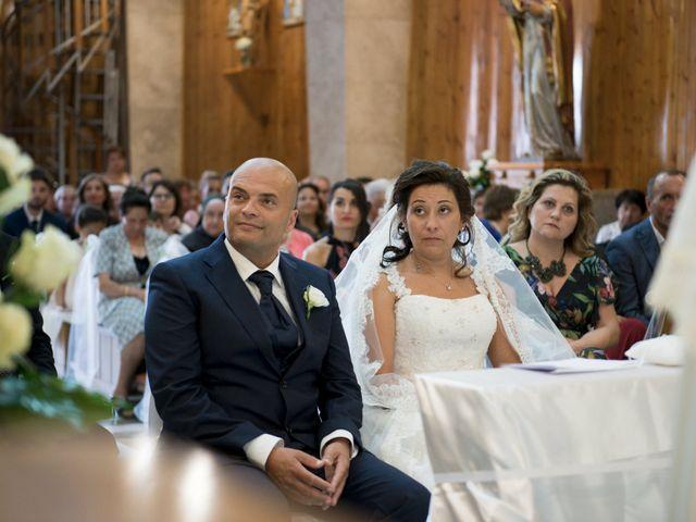 Il matrimonio di Gianluca e Mara a Lanciano, Chieti 25