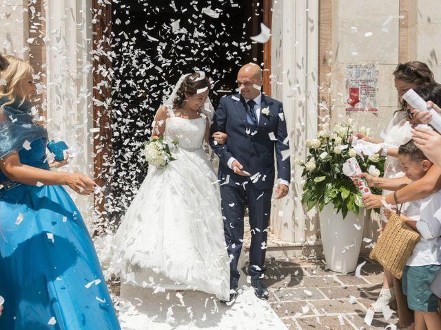 Il matrimonio di Gianluca e Mara a Lanciano, Chieti 26