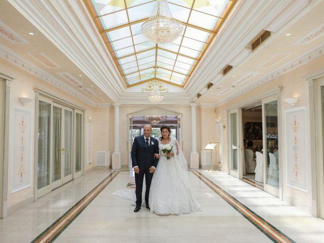 Il matrimonio di Gianluca e Mara a Lanciano, Chieti 27
