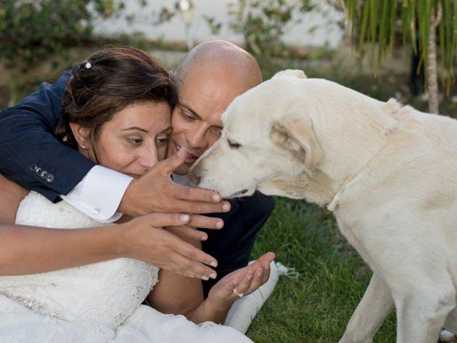 Il matrimonio di Gianluca e Mara a Lanciano, Chieti 32