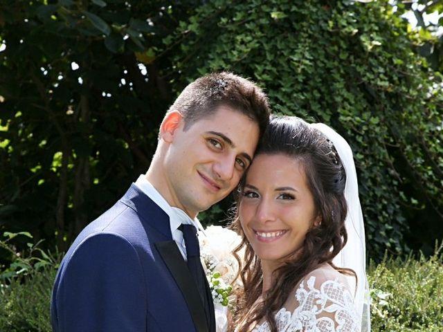 Il matrimonio di Roberto  e Alessia a Novara, Novara 4